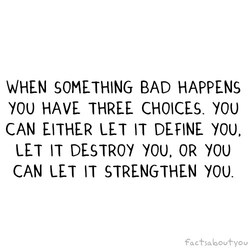 quotes about bad things