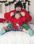 View More: http://photos.pass.us/thekirkpatrickfamilychristmasjammiesminisession2016